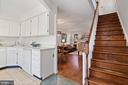 Let's go upstairs! - 848 N FREDERICK ST, ARLINGTON