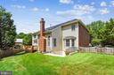 Gated Fenced Backyard - 20405 EPWORTH CT, GAITHERSBURG