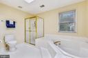 Master bathroom - 20405 EPWORTH CT, GAITHERSBURG