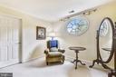Master bedroom sitting room - 20405 EPWORTH CT, GAITHERSBURG