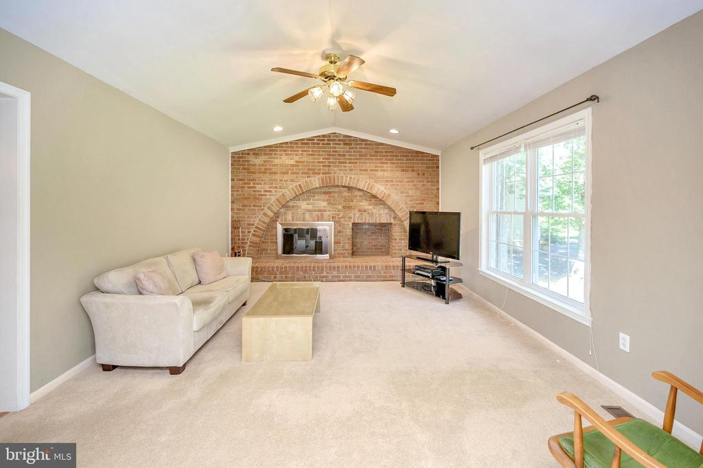Dramatic Living Room Accent - 1221 LAKEVIEW PKWY, LOCUST GROVE
