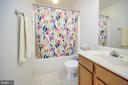 Guest Bath - 1221 LAKEVIEW PKWY, LOCUST GROVE