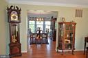Formal Living and Dining Rooms - 2314 COLTS BROOK DR, RESTON