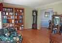 Sunny Living Room - 2314 COLTS BROOK DR, RESTON