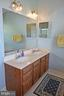 Owner's BA w/Double Bowl Vanity - 2314 COLTS BROOK DR, RESTON