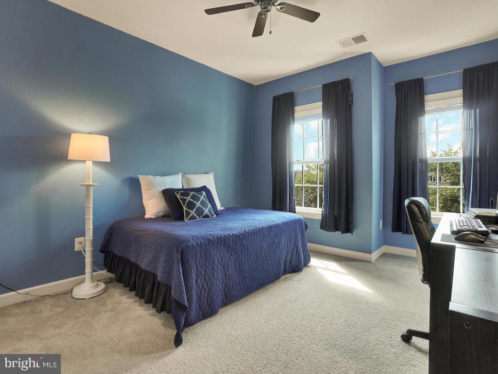Bedroom #4 - 9509 TOTTENHAM CIR, FREDERICK