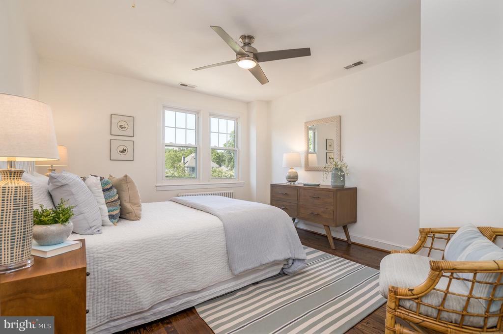 Third Bedroom - 3506 7TH ST N, ARLINGTON