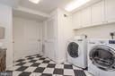 Spacious laundry room - 3506 7TH ST N, ARLINGTON
