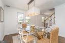 Two exposures and crown molding - 3506 7TH ST N, ARLINGTON