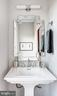 Powder Room  (very similar example) - 427 N CLEVELAND ST, ARLINGTON