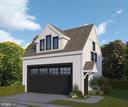 2-Car Garage with  Living Area Above!!! - 427 N CLEVELAND ST, ARLINGTON