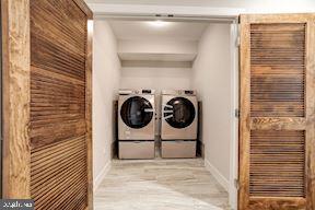 Laundry Room  (very similar example) - 427 N CLEVELAND ST, ARLINGTON