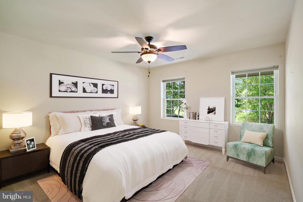 VS Lower level bedroom #5 - 7304 BACKLICK RD, SPRINGFIELD