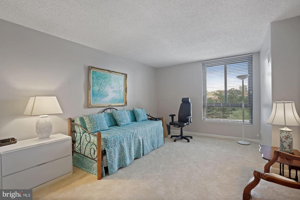 Large  Bedroom perfect for guests - 1800 OLD MEADOW RD #1106, MCLEAN