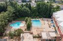 3 outdoor pools at Regency :shamrock & baby - 1800 OLD MEADOW RD #1106, MCLEAN