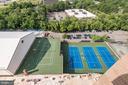 Sport and Health Club next door : great tennis - 1800 OLD MEADOW RD #1106, MCLEAN