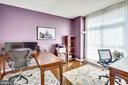 OFFICE/LIBRARY - 6444 ROCK HOLLOW LN, CLIFTON