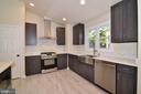 New Kitchen - 3366 BANNERWOOD DR, ANNANDALE