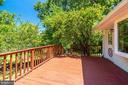 Nice for coffee, tea, ..just relax, you're home! - 5708 GLENWOOD CT, ALEXANDRIA