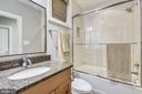 Lower Level Full Bath - 6811 CLIFTON RD, CLIFTON