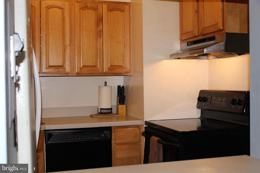 Kitchen - 401 E DARTMOUTH DR #8, STERLING