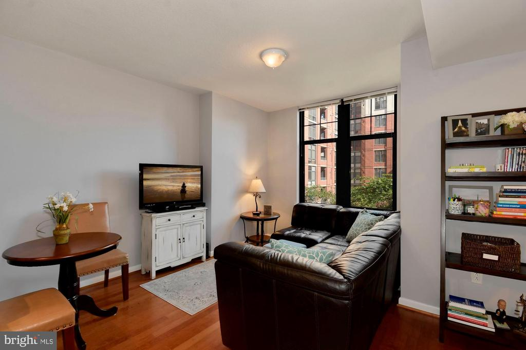 Separate living area - 1021 N GARFIELD ST #323, ARLINGTON