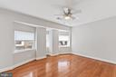 Bedroom 2 - 3518 10TH ST NW #B, WASHINGTON