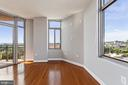 Built in surround sound/media wiring - 3600 S GLEBE RD #823W, ARLINGTON