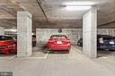Fantastic parking space! - 3600 S GLEBE RD #823W, ARLINGTON