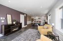 End unit with extra windows! - 407 RANDOLPH ST NW #1, WASHINGTON