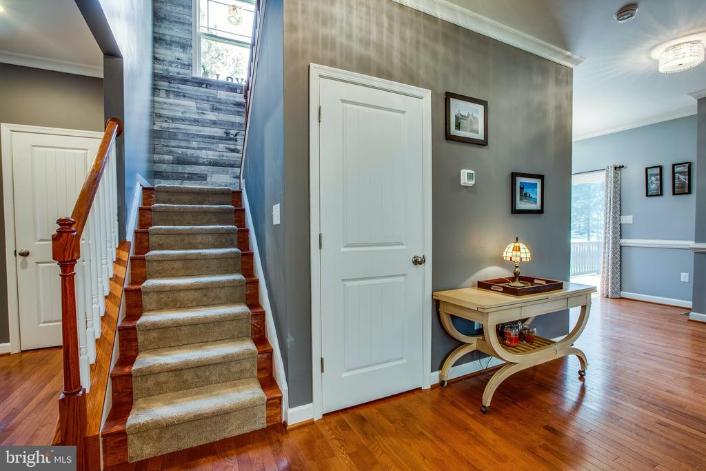 Head upstairs and see all it has to offer - 3110 RIVERVIEW DR, COLONIAL BEACH