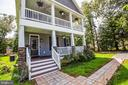 This sweet walkway has recently been added - 3110 RIVERVIEW DR, COLONIAL BEACH