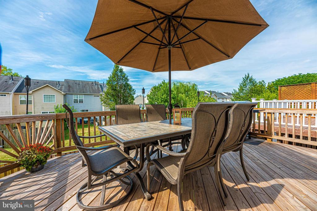 Deck - 2022 MALVERN WAY, FREDERICK