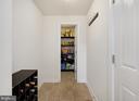 Entrance From Garage - Foyer + Extra Pantry/Closet - 18 LADYSMITH CT, HAMILTON