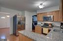 Granite Counters - 8811 CUTTERMILL PL, SPRINGFIELD