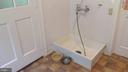 Dog Shower in Mud Room - 25 CLOREVIA LN, FLINT HILL