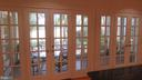 French Doors to Screened Porch - 25 CLOREVIA LN, FLINT HILL