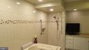 Right Shower is Handicap Accessible - 25 CLOREVIA LN, FLINT HILL