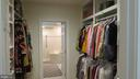 Ladies Walk in Closet - 25 CLOREVIA LN, FLINT HILL
