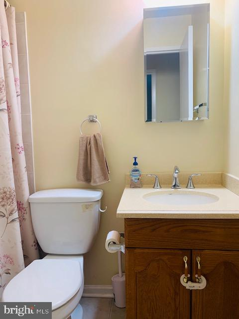 Full bathroom - 4620 CONWELL DR #146, ANNANDALE