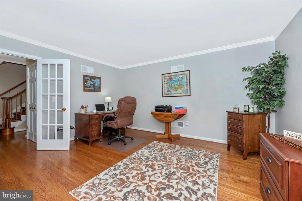 Beautiful hardwood floors - 18 GRAY FOX CT, MIDDLETOWN
