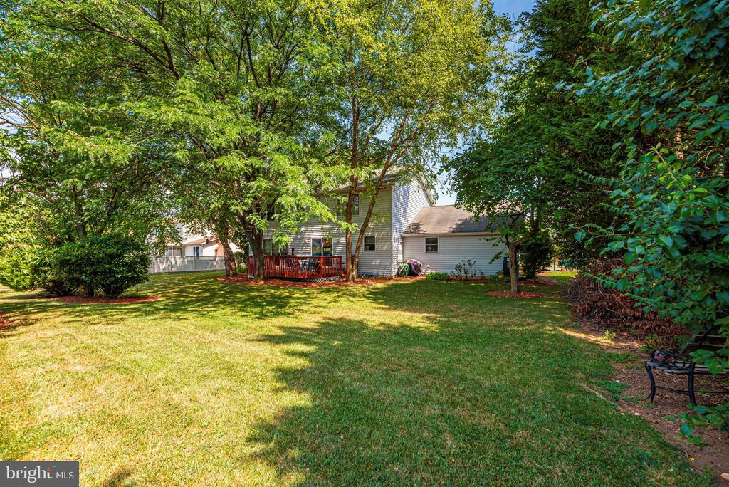 Great level lot - 18 GRAY FOX CT, MIDDLETOWN