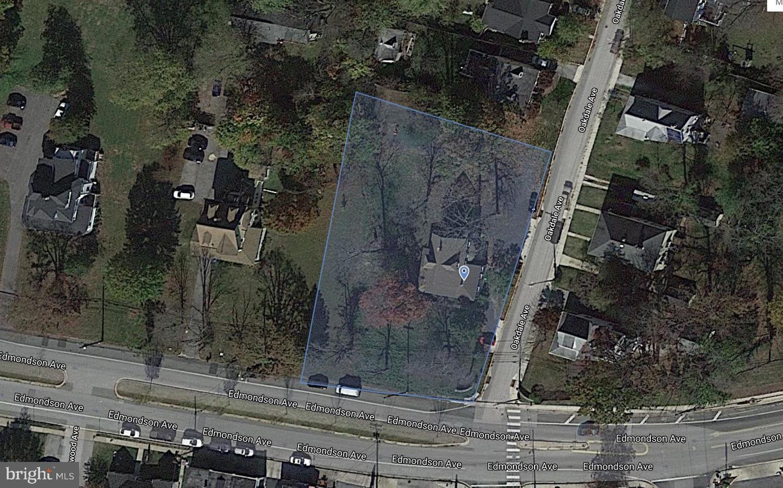 Arazi için Satış at Catonsville, Maryland 21228 Amerika Birleşik Devletleri