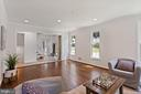 Recessed lights through-out - 8800 PRUDENCE DR, ANNANDALE
