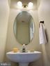 Powder room - 43193 CARDSTON PL, LEESBURG