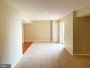 Finished basement w/bonus room & bath - 43193 CARDSTON PL, LEESBURG