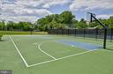 Baseball, basketball and tennis courts too! - 4401 GARRISON ST NW, WASHINGTON