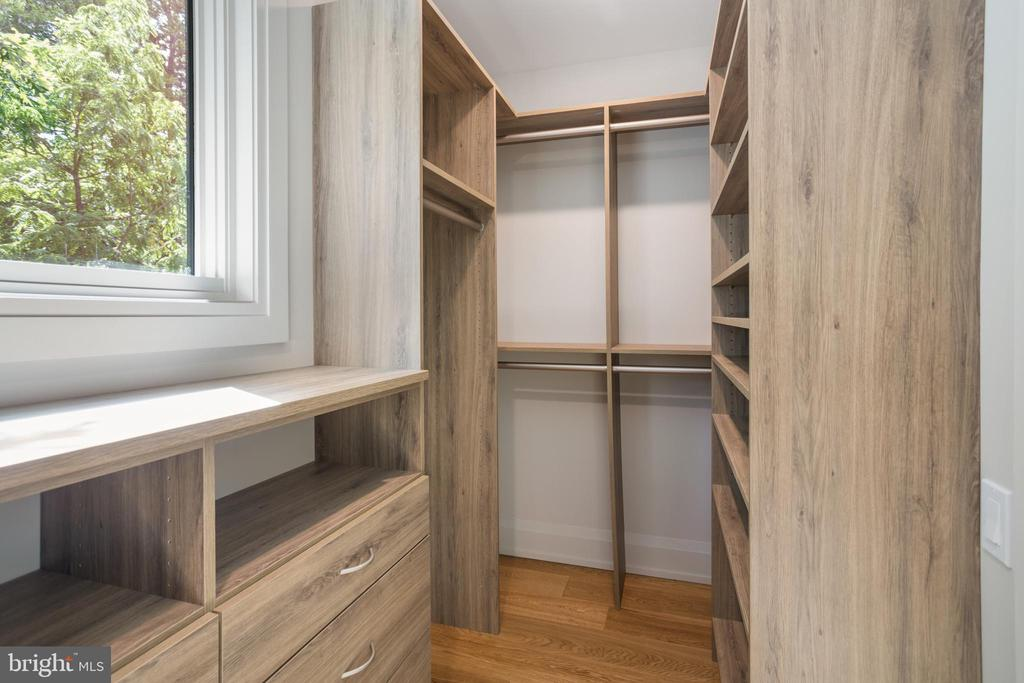 Walk-in Closet - 2700 FOXHALL RD NW, WASHINGTON