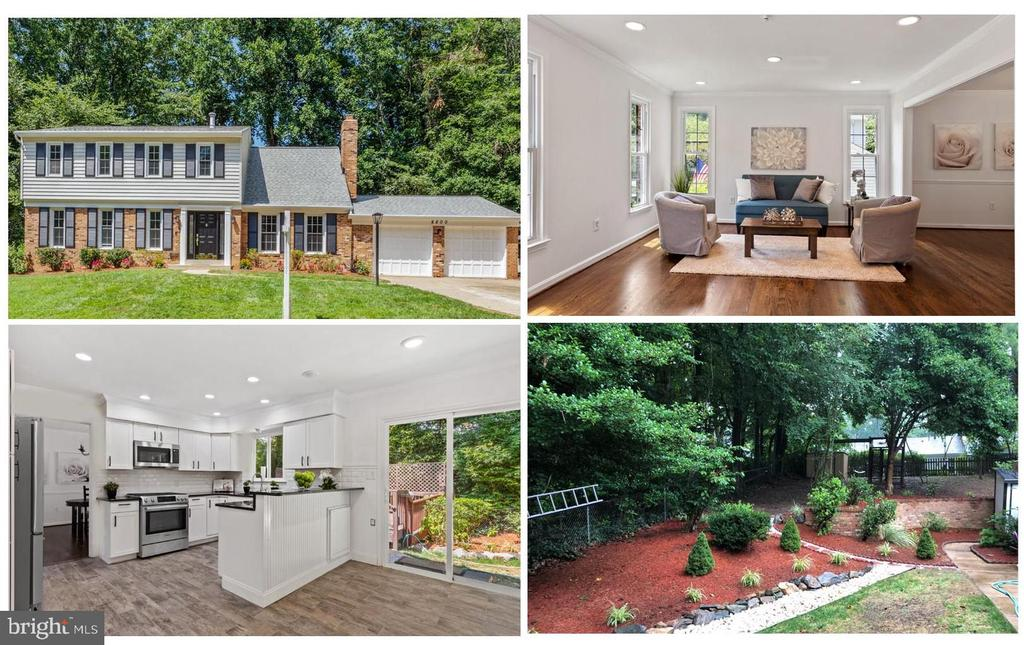 Beautiful Colonial in Canterbury Woods - 8800 PRUDENCE DR, ANNANDALE