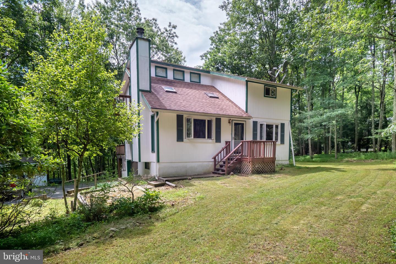 Single Family Homes pour l Vente à Effort, Pennsylvanie 18330 États-Unis